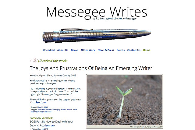 Messegee Writes